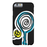 Black iPhone 6 case for tennis player iPhone 6 Case