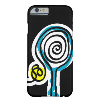 Black iPhone case for tennis player iPhone 6 Case