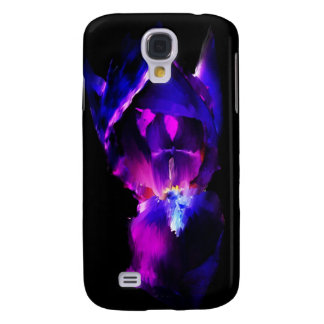Black Iris iPod Case