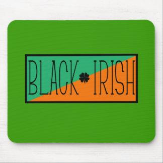 BLACK IRISH in Colors of Ireland Mousepad