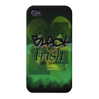 Black Irish iPhone 4 Case