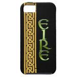 Black Irish iPhone 5 Covers
