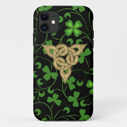 Black Irish Knotwork