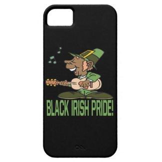Black Irish Pride iPhone 5 Cases