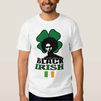 Black Irish Tee Shirt