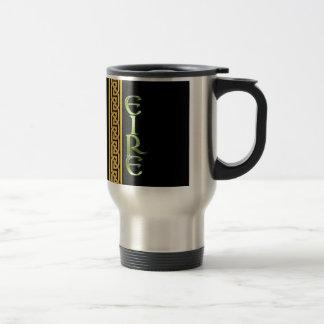 Black Irish Travel Mug