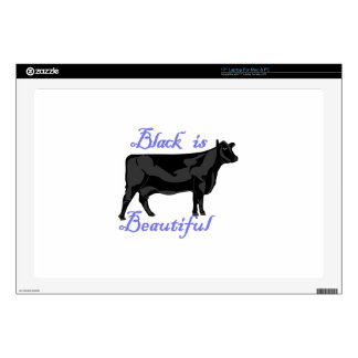 Black Is Beautiful Decal For Laptop