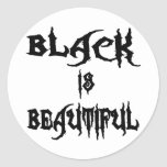 Black is Beautiful Sticker