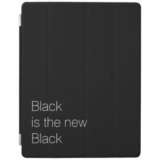 Black is the new Black custom quote iPad Smart Cover
