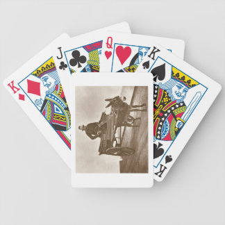 Black Jack, from 'Street Life in London', 1877-78 Bicycle Playing Cards