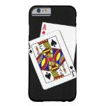 Black Jack iPhone 6 case