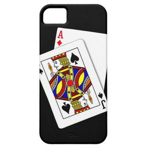 Black Jack iPhone Case iPhone 5 Case