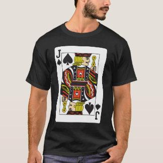 Black Jack of Spades T-Shirt