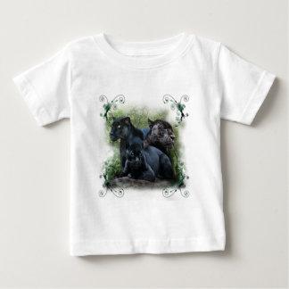Black Jaguar Baby T-Shirt