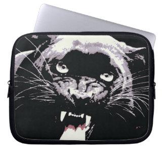Black Jaguar Panther Electronics Sleeve