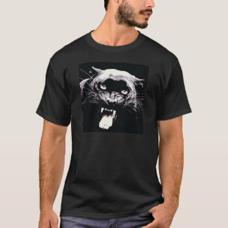Black Jaguar Panther T-Shirt
