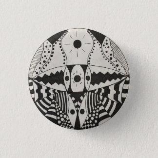 Black Jaw Button