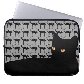 black katzen laptop sleeve
