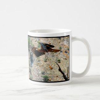 Black Kite Mug