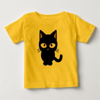 Black Kitten Baby T-Shirt