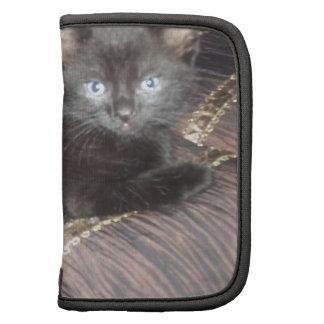 Black Kitten Folio Planners