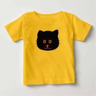 Black Kitty Baby T-Shirt