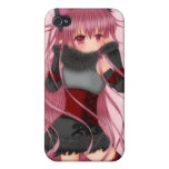 Black Kitty Iphone Case iPhone 4 Cover