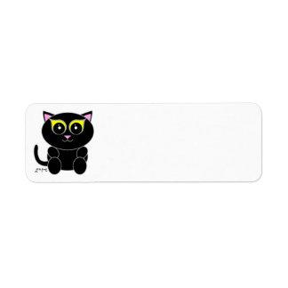 Black Kitty Label