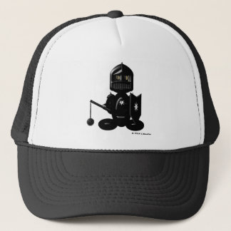 Black Knight (plain) Trucker Hat