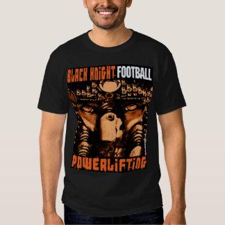 BLACK KNIGHT POWERLIFTING 1 T SHIRT