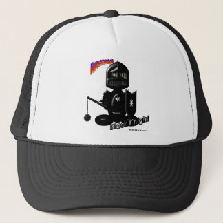 Black Knight (with logos) Trucker Hat