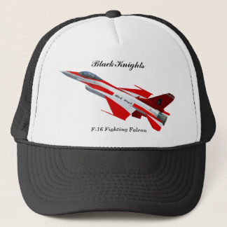 Black Knights F-16 Hat
