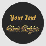 Black Knights-stickers