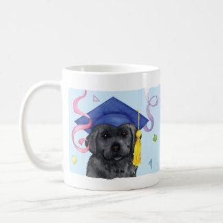 Black Lab Graduate Coffee Mug