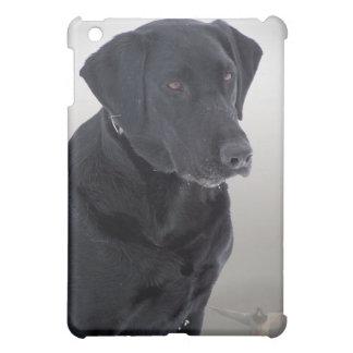 Black lab iPad case