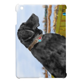 Black Lab iPad Mini Case