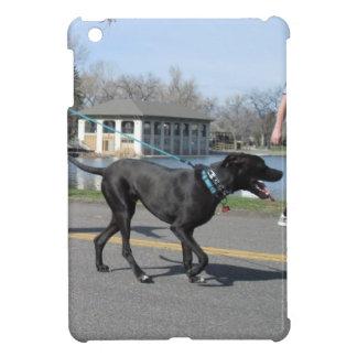Black Lab iPad Mini Case