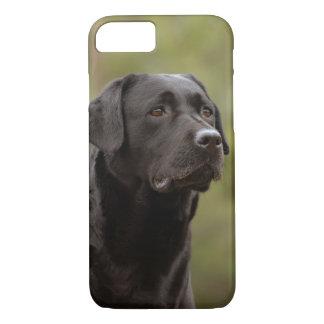 Black lab iPhone 8/7 case