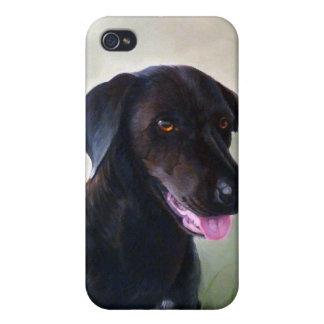 black lab iphone case