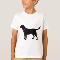 black lab, Labrador Retriever T-Shirt