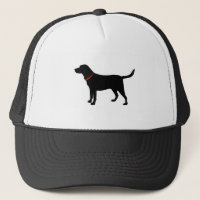 black lab, Labrador Retriever Trucker Hat