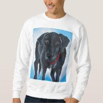 Black Lab Sweatshirt