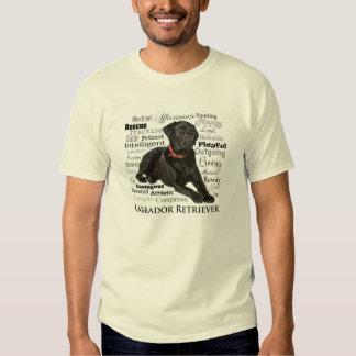 Black Lab Traits Shirt