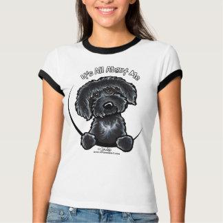 Black Labradodle IAAM T-Shirt