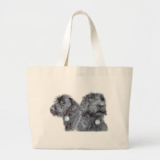 Black Labradoodles Bag