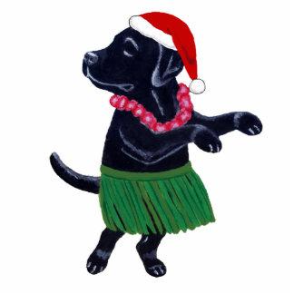 Black Labrador Retriever Photo Statuettes, Cutouts & Sculptures ...