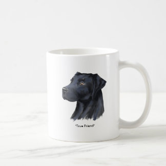 Black Labrador Coffee Mugs