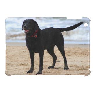 Black Labrador Dog Case For The iPad Mini