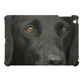 Black Labrador Dog Cover For The iPad Mini