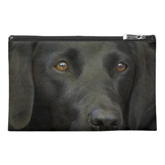 Black Labrador Dog Travel Accessory Bag